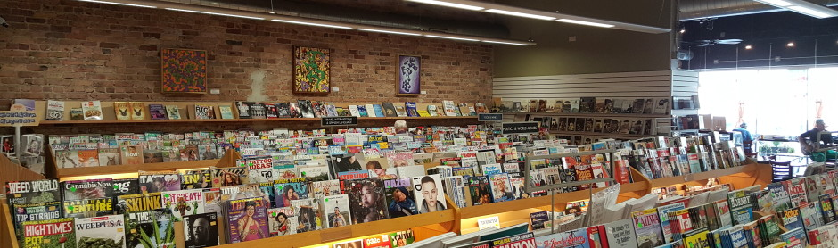 What's New at City Newsstand